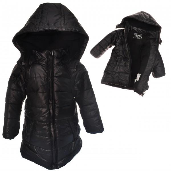 kurtka dla dziewczynki 122 pikowana