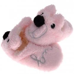 Kapcie Hug ciepłe ciapy kolor Rózowy
