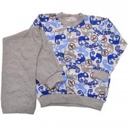 Piżama chłopięca kameleon piżamka