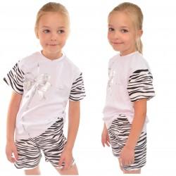 Piżama krótki rękaw piżamka KOKARDA