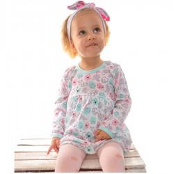 Body sukienka niemowlęca wzór 150M