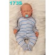 Pajac pajacyk bawełniany r.56-104 wzór 173S