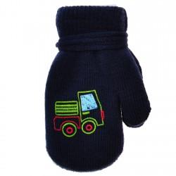 Rękawiczki chłopięce z jednym palcem TirG